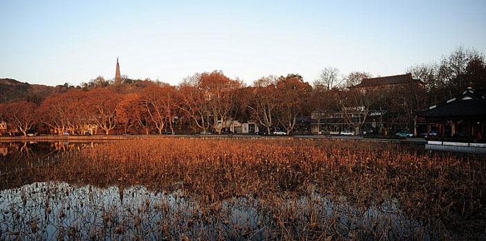 秀山岛风景区