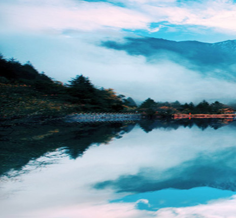 龙王海风光