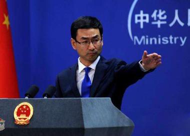 外交部愿同东盟国家磋商南海行为准则