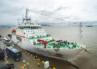 大洋49航次科考任务顺利完成