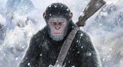《猩球崛起3》 预告片