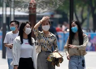 """自5月7日0点起 中国中高风险区域全部""""清零"""""""