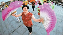 博白广场舞教学:梦里江南