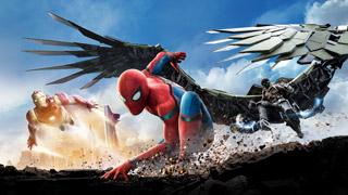 蜘蛛侠:英雄归来-不一样的正义归来