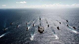 中国航母编队逐渐成形