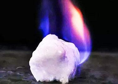 """""""可燃冰""""列为我国第173个矿种"""
