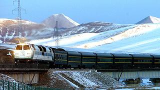 青藏铁路暑运旅客发送量