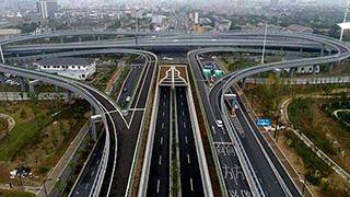 杭州文一路隧道式通车