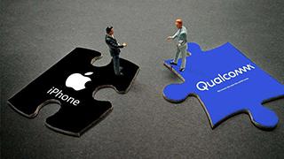 苹果高通股价双双上涨