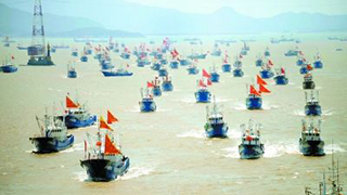 浙江:东海伏季休渔结束