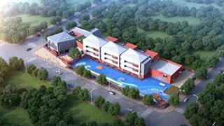 雄安新区三校一院项目开工