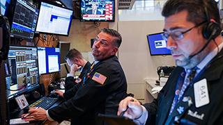 美国三大股指全线下跌