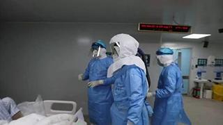 火神山医院ICU里的90后
