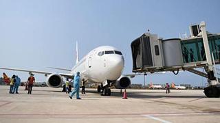 武汉天河机场迎来复航