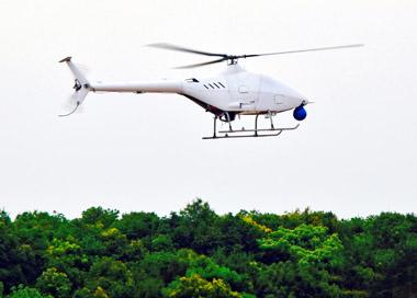 我国首个高原型无人直升机成功首飞