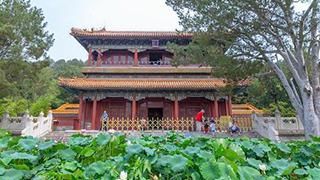 北京景区接待量上调