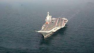 我国首艘国产航母