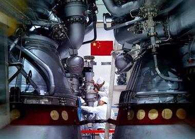 中国重型运载火箭发动机研制取得新突破