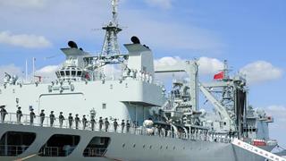 海军第36批护航编队