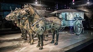 铜车马博物馆将试开放