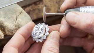 天然钻石原料涨价