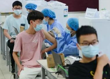 中国新冠病毒疫苗接种覆盖人数达11亿