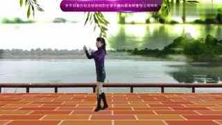 太湖一莲广场舞《蹦吧啦》原创正背面演示附分解教学